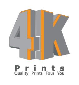 4k prints logo
